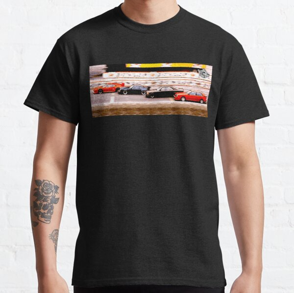 DLEDMV: Youngtimer Run Classic T-Shirt