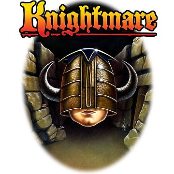 Knightmare - Labyrinths of Fear by RetroTrader