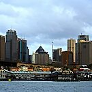 A View Of Sydney by Evita