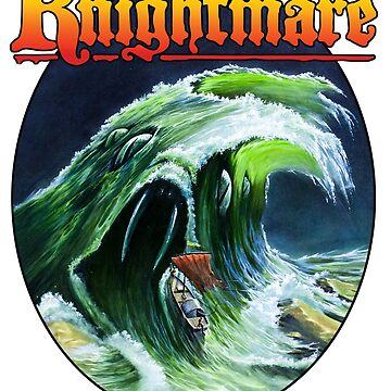 Knightmare - Sorcerers Isle by RetroTrader