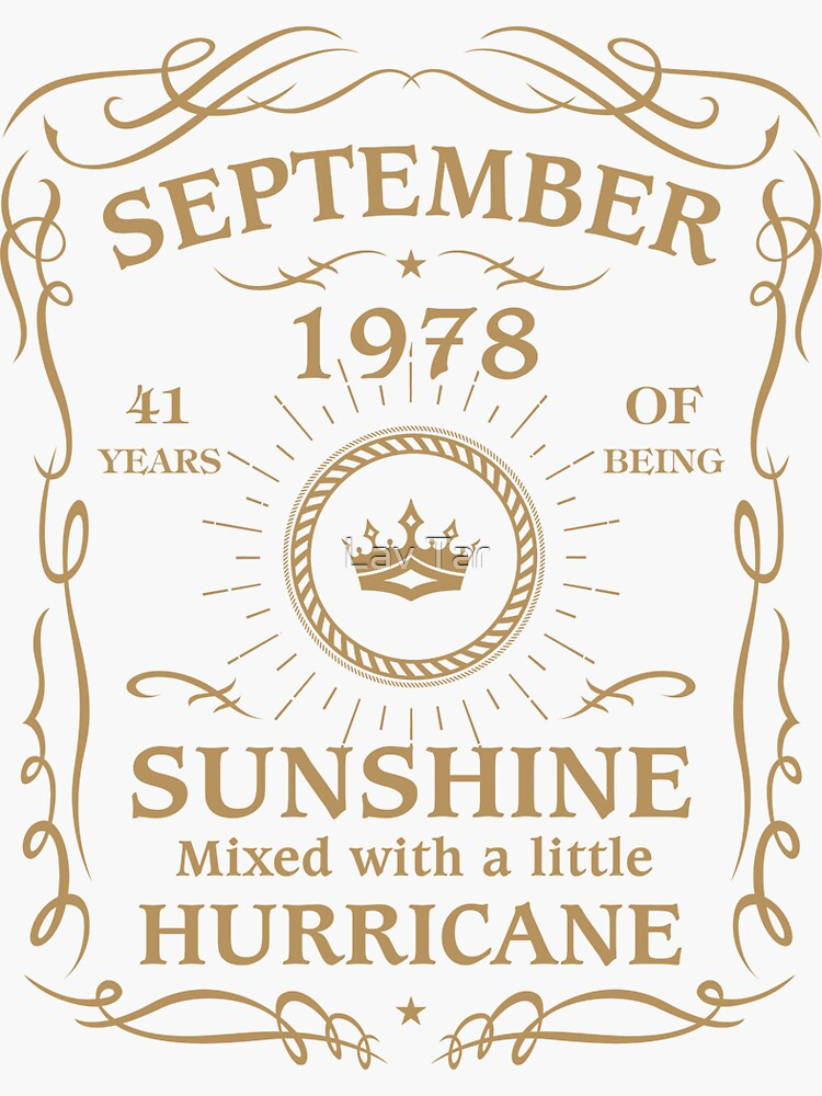September 1978 Sunshine Mixed With A Little Hurricane by lavatarnt