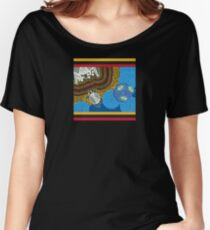 Australian Aboriginal Sea Turtles Women's Relaxed Fit T-Shirt