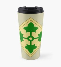 4th Infantry Division (United States) Travel Mug