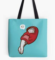 Hooded Seal Tote Bag