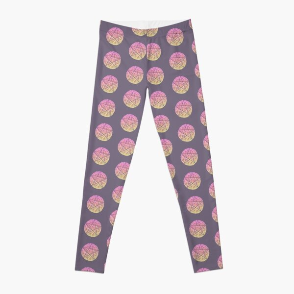 Pizza Power Leggings