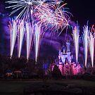 Magic Fireworks by MightyGeekMan