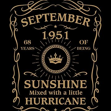 September 1951 Sunshine Mixed With A Little Hurricane by lavatarnt