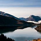 Molveno Lake by Antonio Zarli