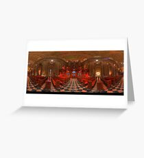 360 degree  view ( LINK in description)  of the The Cathedral Basilica of SS.Peter & Paul   Greeting Card