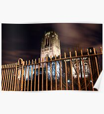 Anglican Cathedral Poster