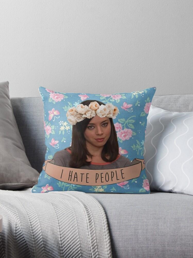 Ich hasse Leute - April Ludgate von ziggylou