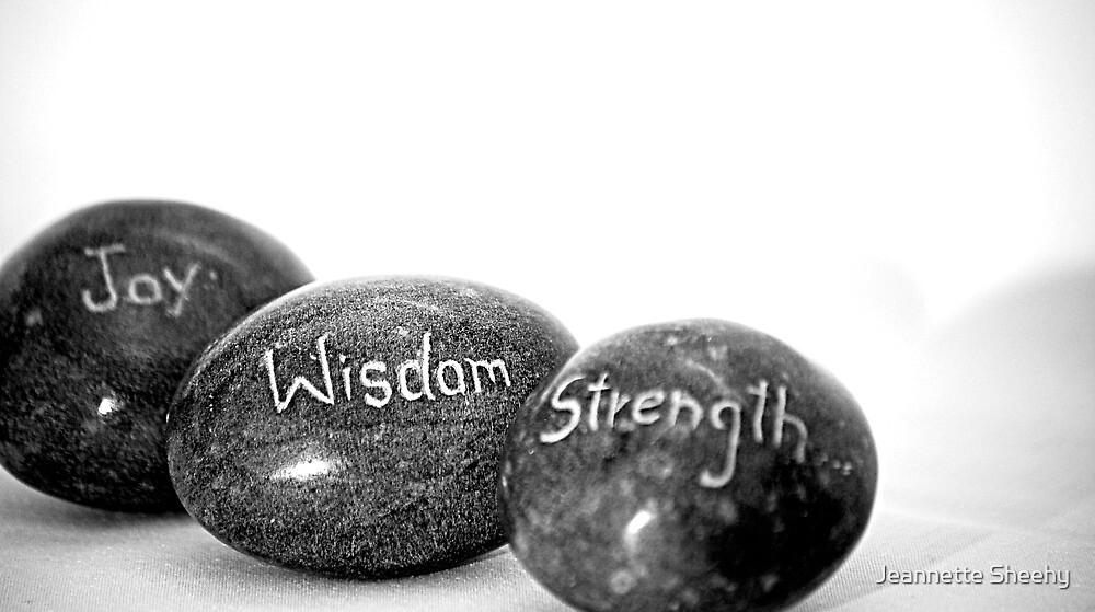 Get Wisdom by Jeannette Sheehy