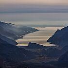 Garda and Molveno Lakes by Antonio Zarli