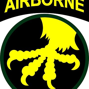 17th Airborne Division (United States - Historical) by wordwidesymbols