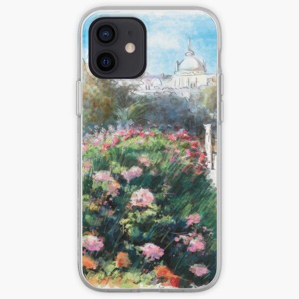 T-shirt, affiches et cadeaux de la cathédrale Saint-Louis, Tunisie Coque souple iPhone