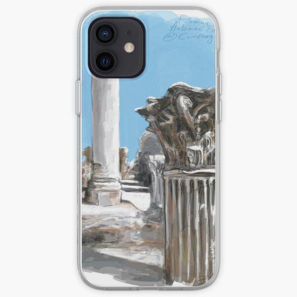 Roman Antoine Baths, T-shirt, Affiches et Cadeaux Tunisie Coque souple iPhone