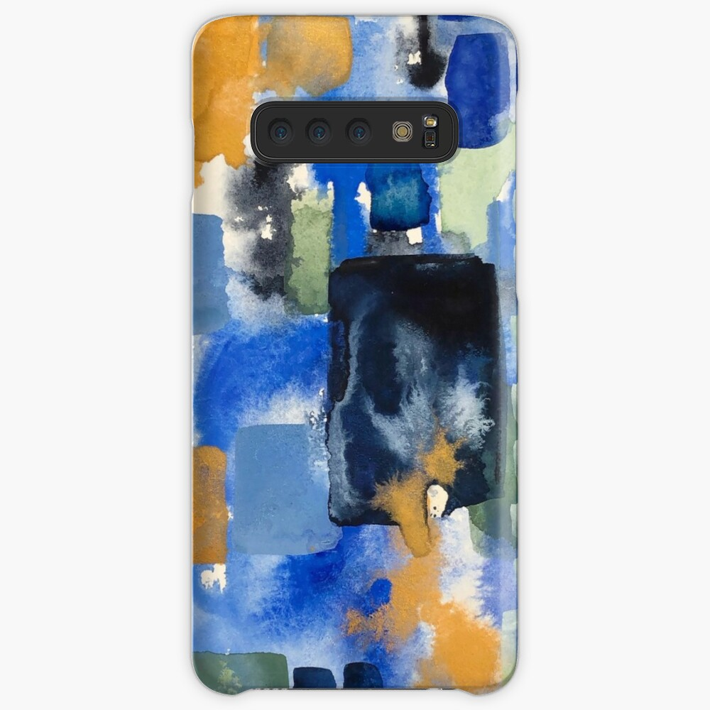 Ginger Jars Abstract Case & Skin for Samsung Galaxy
