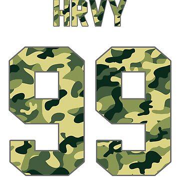 HRVY - Camo by amandamedeiros