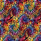 Eye Candy Tie Dye by KirstenStar
