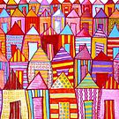 Little Houses by Sammy Nuttall