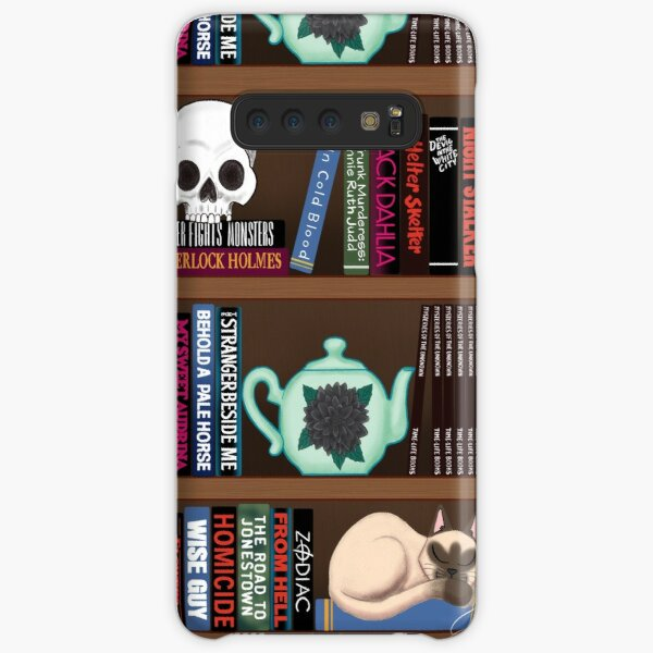 Murderino Book Club Samsung Galaxy Snap Case