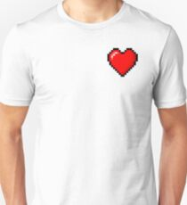 Retro Heart Unisex T-Shirt