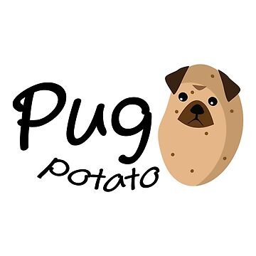 Pugs Funny Gift Love Dog by macshoptee