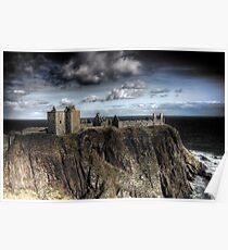 Dunottar Castle, Stonehaven, Aberdeenshire Poster