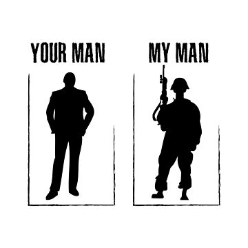 My Husband Army Veterans Gift by macshoptee