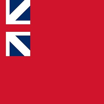 Flag of New York when a British proprietary colony  by TOMSREDBUBBLE