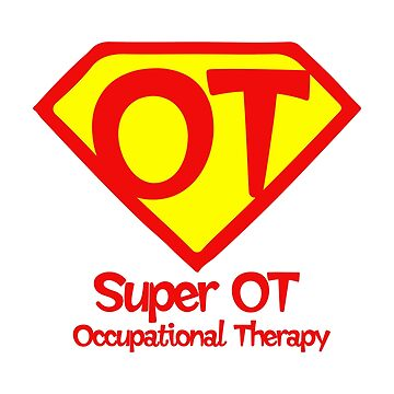 Occupational Therapy Funny Gift For OT by macshoptee