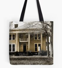 """Classic Southern Charm Home Begging For Love"" Tote Bag"