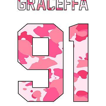 Joey Graceffa - Pink Camo by amandamedeiros