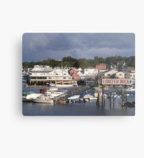 Beautiful Boothbay Harbor Metal Print