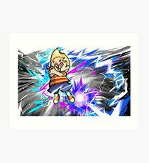 Lucas | PK Thunder Art Print