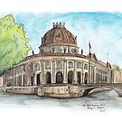 The Bode Museum, Berlin, Germany. by Meaghan Roberts