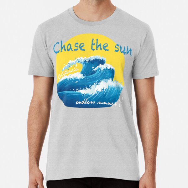 chase the sun Premium T-Shirt