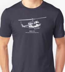 Bell 212 Helicopter Unisex T-Shirt