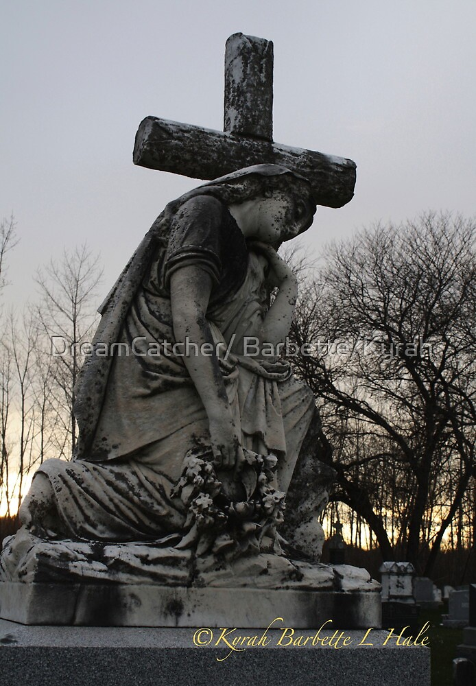 Resting By The Cross by DreamCatcher/ Kyrah