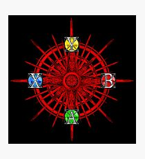 XBOX Gamer's Compass - Adventurer Photographic Print