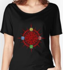 XBOX Gamer's Compass - Adventurer Women's Relaxed Fit T-Shirt