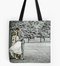 Jess & Sam's Wedding Day Tote Bag