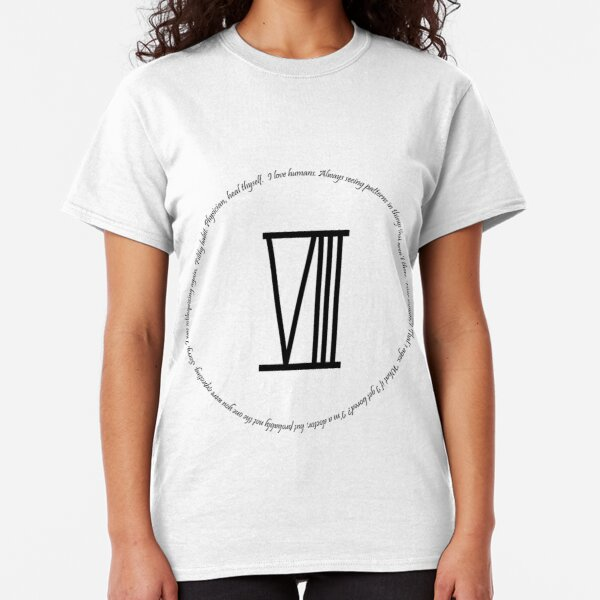 Doctor Eight Classic T-Shirt