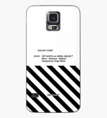 Original OFF WHITE Galaxy Case Case/Skin for Samsung Galaxy