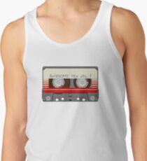 Guardians Awesome Mix Vol 1 Tank Top