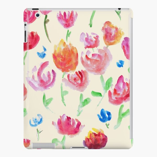 Floral Prints iPad Snap Case