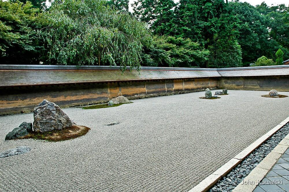 Zen Garden by John  Kowalski