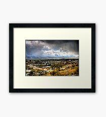Prescott Arizona 2 Framed Print