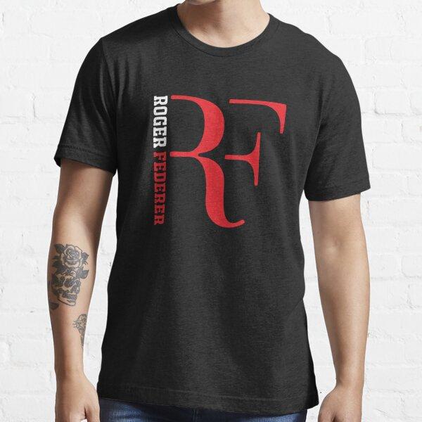 Conception Redwhite du logo de Roger Federer T-shirt essentiel
