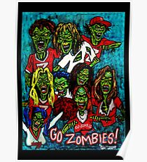 Zombie High Poster